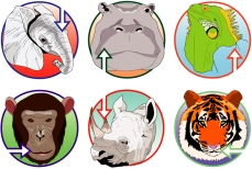 zoo_signs_by_grace2design